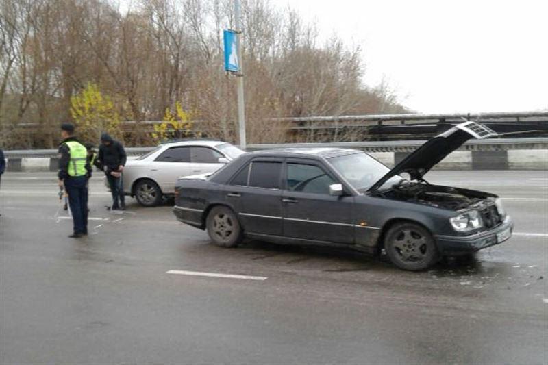 Массовые аварии произошли в Усть-Каменогорске