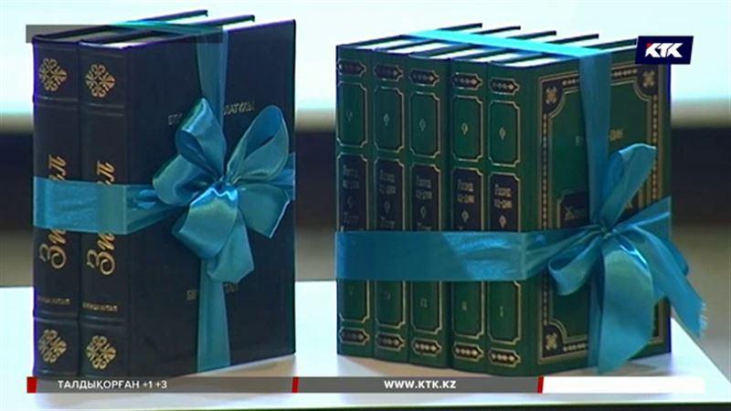 Шыңғысхан туралы кітап қазақ тілінде жарыққа шықты