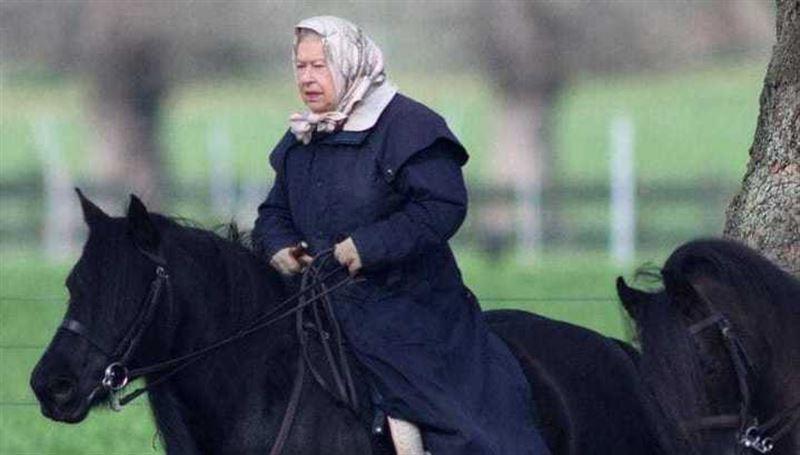 Стала известна дата ухода Елизаветы II на пенсию