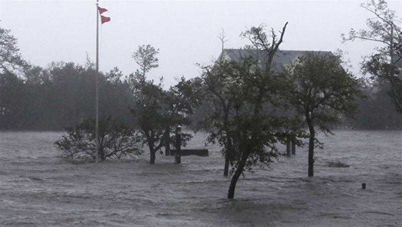 Женщину, уронившую ребенка во время урагана в США, судят за преднамеренное убийство