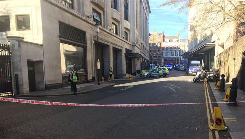 Мужчина устроил поножовщину в офисе Sony в Лондоне