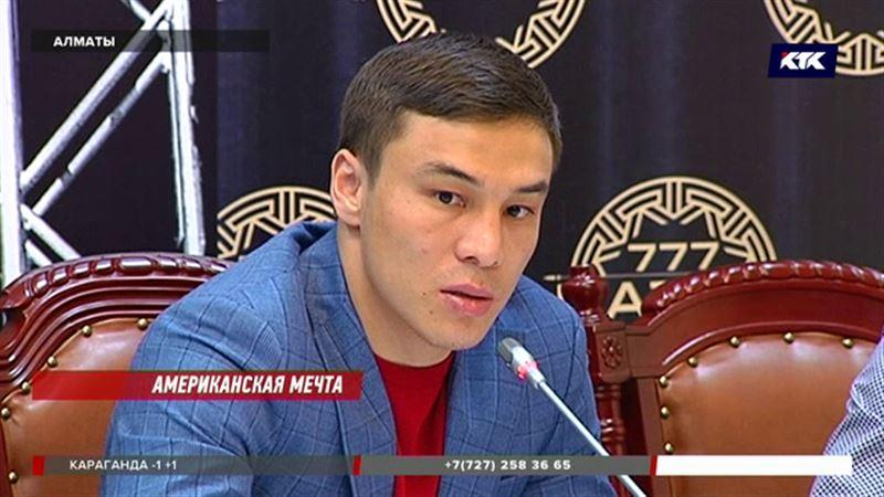 Батыр Джукембаев: «Мне говорят, что я похож на Геннадия Головкина»