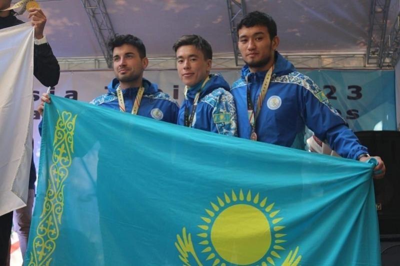 Қазақстандықтар есу слаломынан Азия чемпионатында 1 алтын, 3 қола алды
