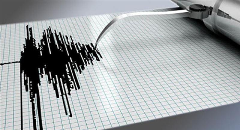 Недалеко от Алматы произошли два землетрясения