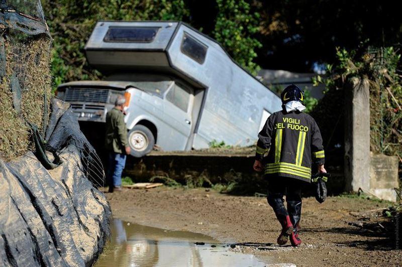 До 30 человек увеличилось число жертв наводнений в Италии