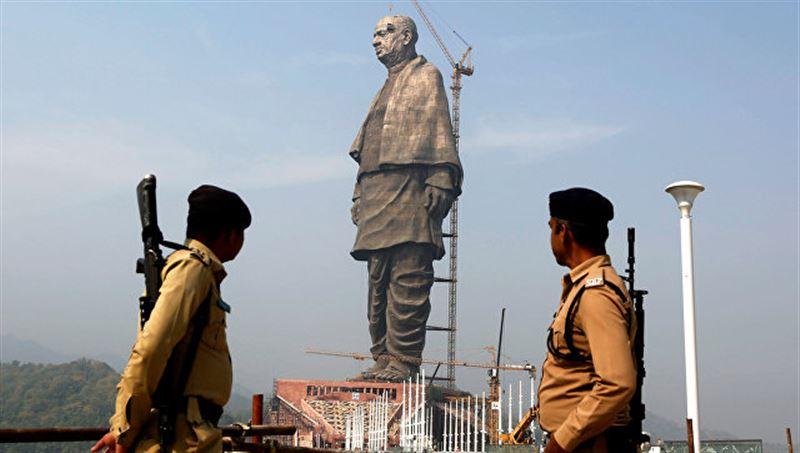 Вторая гигантская статуя появится в Индии