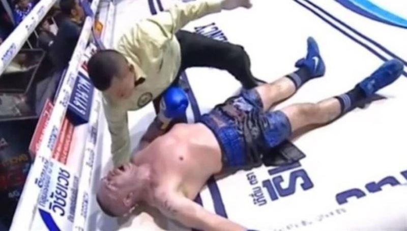 Боксер из Италии скончался после нокаута
