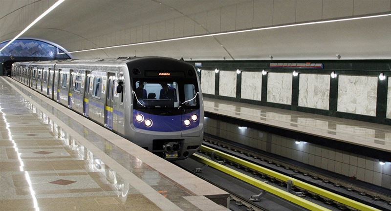 В Алматы изменили график работы метро