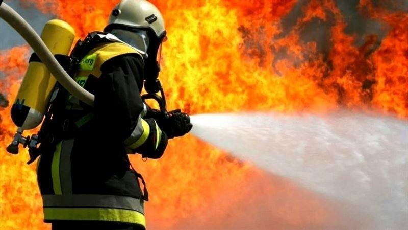 В частном доме в Кемеровской области вспыхнул пожар. Есть жертвы