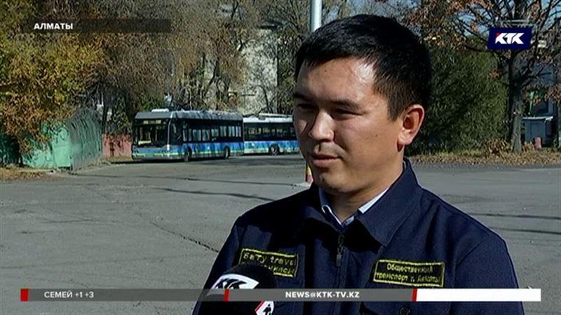 Алматыда автобус жүргізушілері психологтардың көмегіне жүгінуге мәжбүр