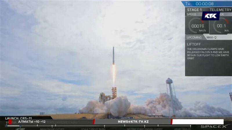 «KazSat» запустят с американского космодрома