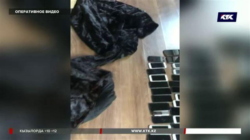 Алматинец устроил в своем коттедже склад ворованных вещей