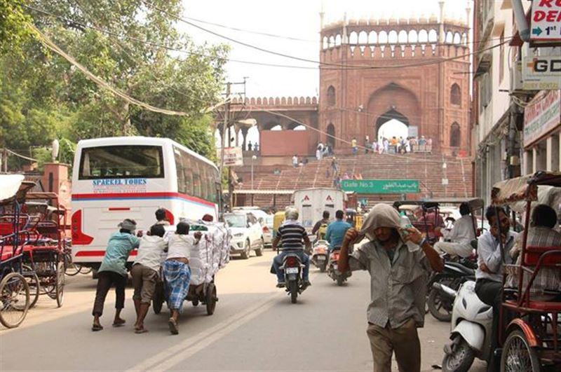 В Индии планируют очищать воздух с помощью искусственно вызванного дождя