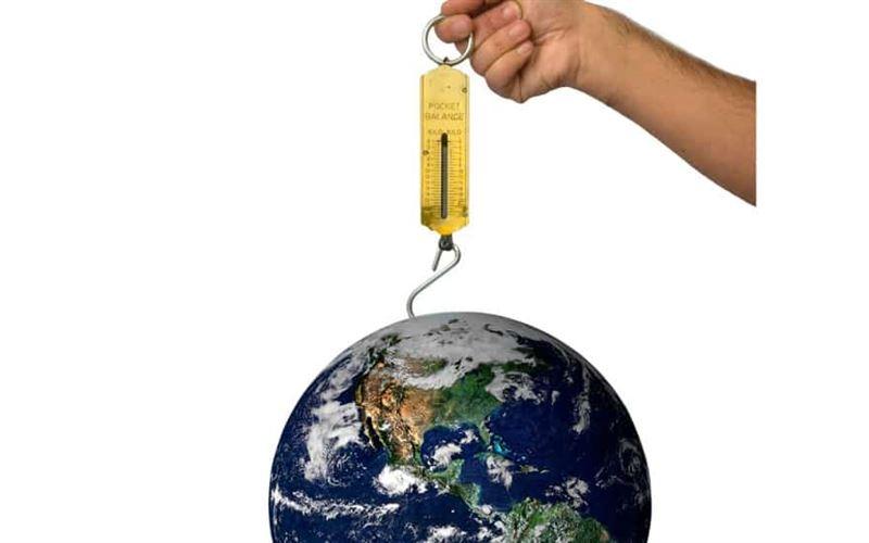 Учёные назвали точную массу Земли