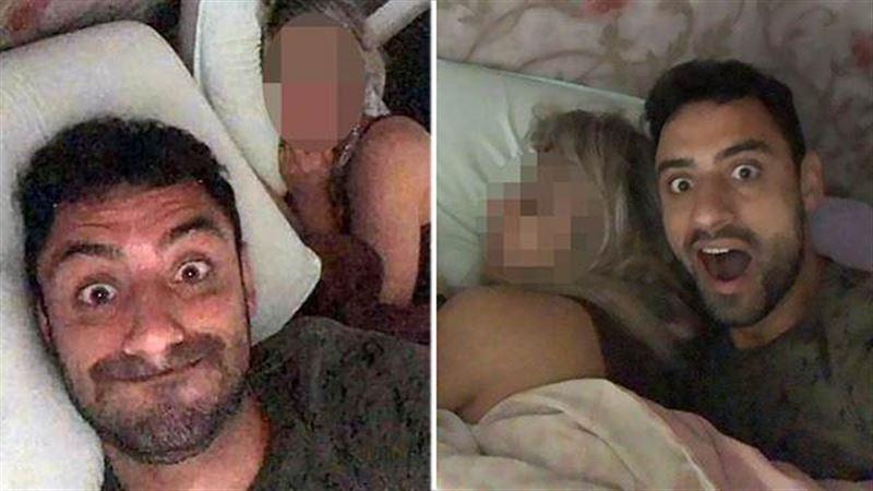 Мужчина расправился с футболистом из-за фото с его супругой