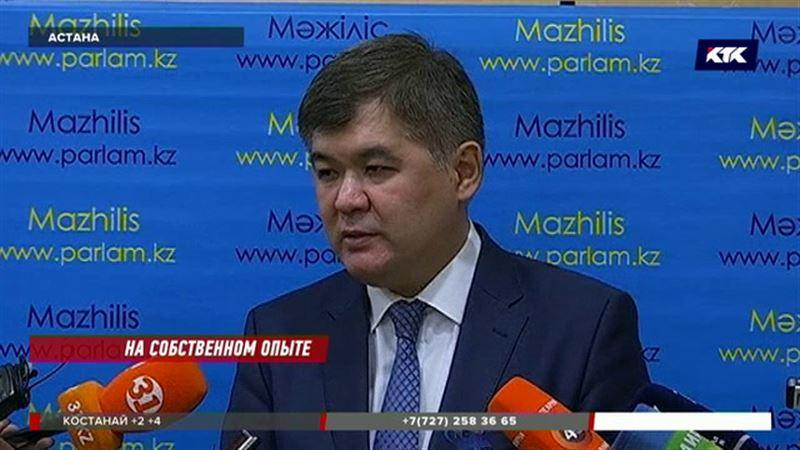 Минздрав предлагает проводить опыты на казахстанцах