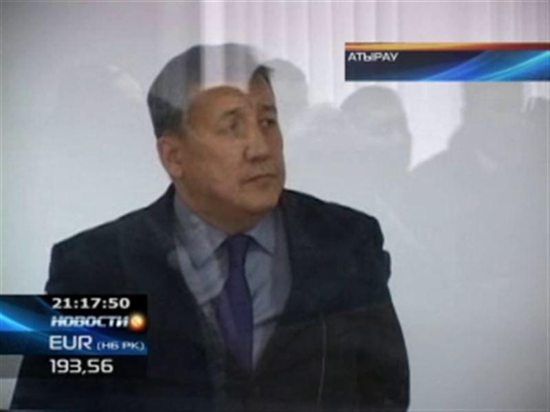 Вышел на свободу ректор Атырауского государственного университета