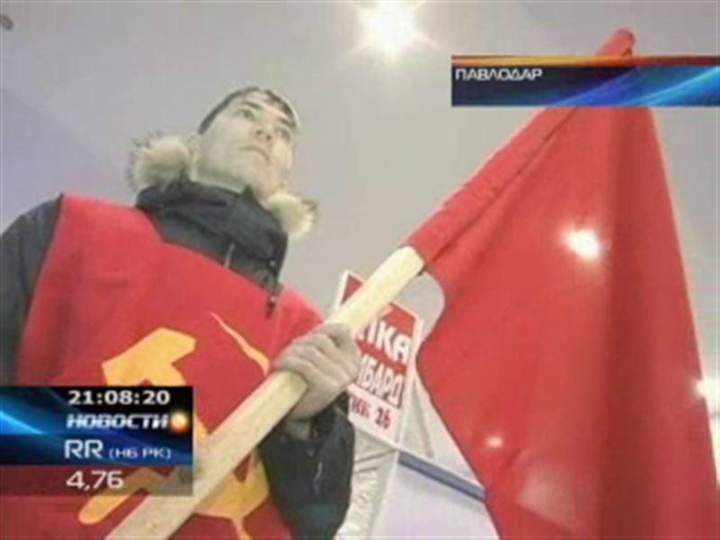 Народные коммунисты развернули активную агитационную деятельность