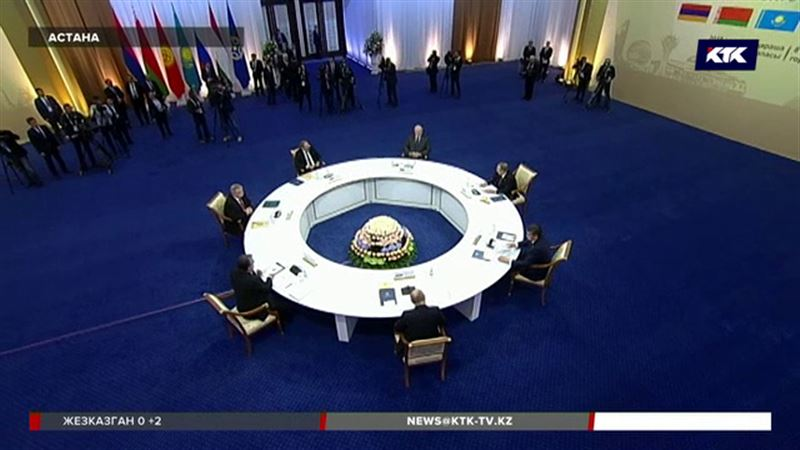 В Астане завершила свою работу сессия Организации Договора о коллективной безопасности