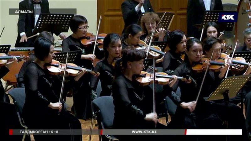 В Алматы звучала скрипка Антонио Страдивари