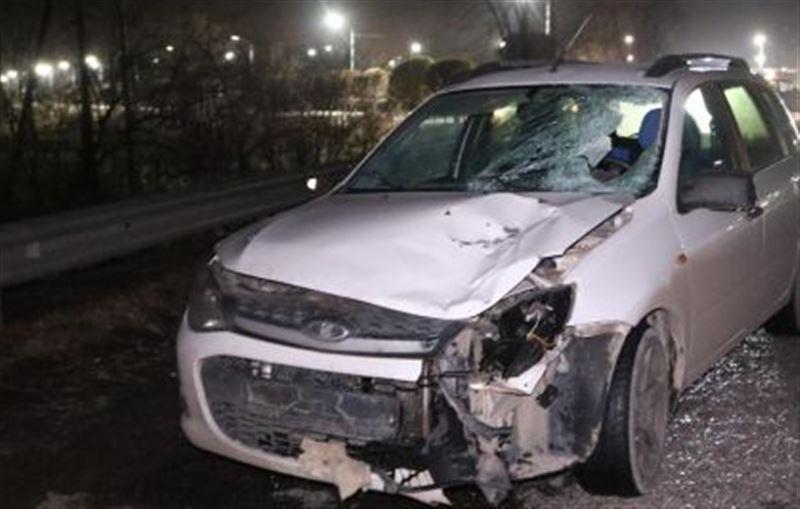 Два ДТП со смертельным исходом произошли в Алматинской области