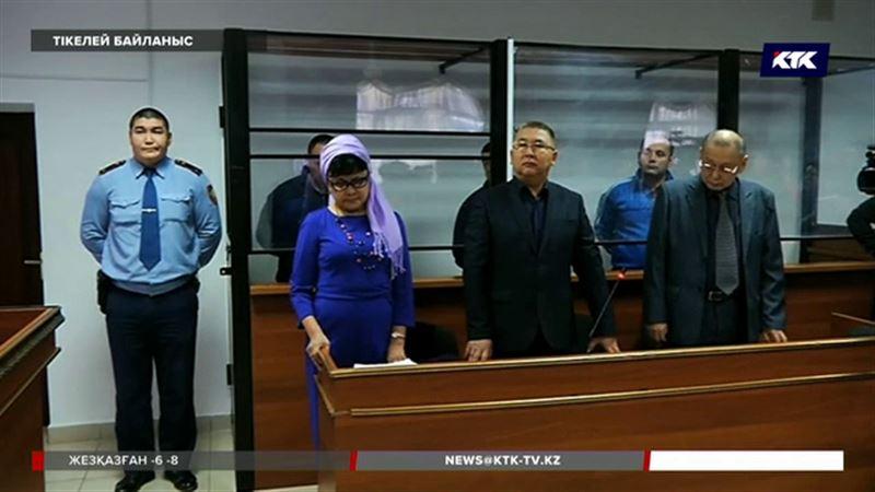 Автобустағы өрт: Өзбекстан азаматтарының өліміне қатысты сотталғандар үкіммен келіскен жоқ