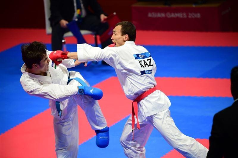 Дархан Асаділов каратеден әлем чемпионатының қола жүлдегері
