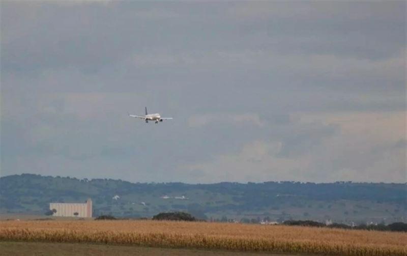 Сигнал неисправности сработал на борту самолета «Эйр Астаны» в Португалии