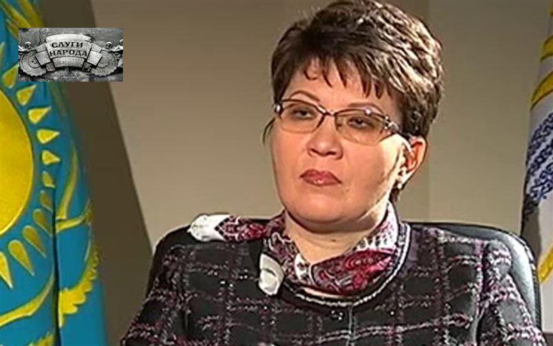 Наталья Годунова, председатель Счетного комитета по контролю за исполнением республиканского бюджета