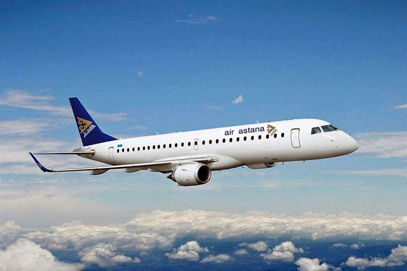 Air Astana ұшағы апатқа ұшырай жаздады