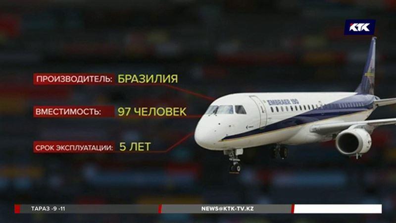 Самолет «Эйр Астаны» едва  не потерпел крушение в Португалии
