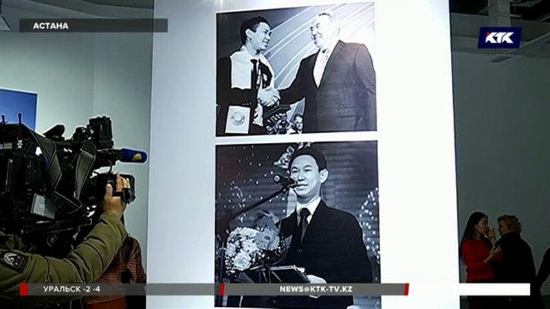 На выставку памяти Дениса Тена приехала именитая российская фигуристка