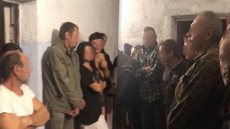 Семью, удерживающую в рабстве 94 человек, задержали под Одессой