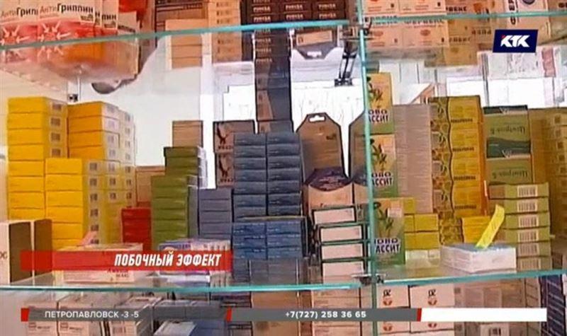 Из казахстанских аптек срочно изымают очень опасные лекарства