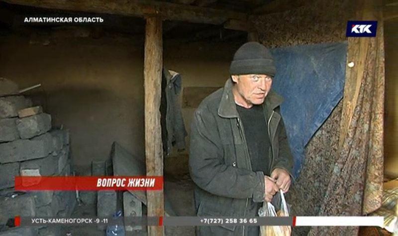 Доведенный до отчаяния казахстанец попросил об эвтаназии