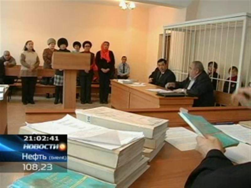 В Кокшетау начался судебный процесс по делу Клуба миллионеров