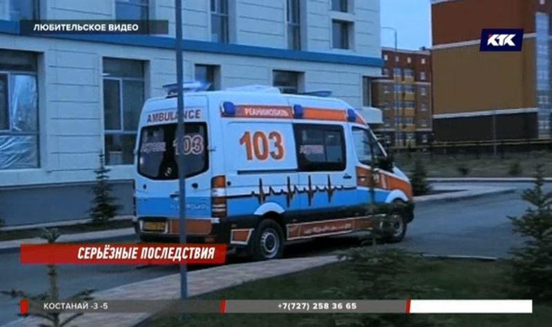 После гибели ребенка главврач станции скорой помощи в Актобе уволился