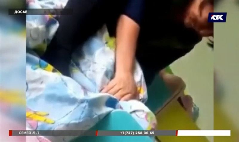 Карагандинскому воспитателю, душившему ребёнка, вынесли приговор