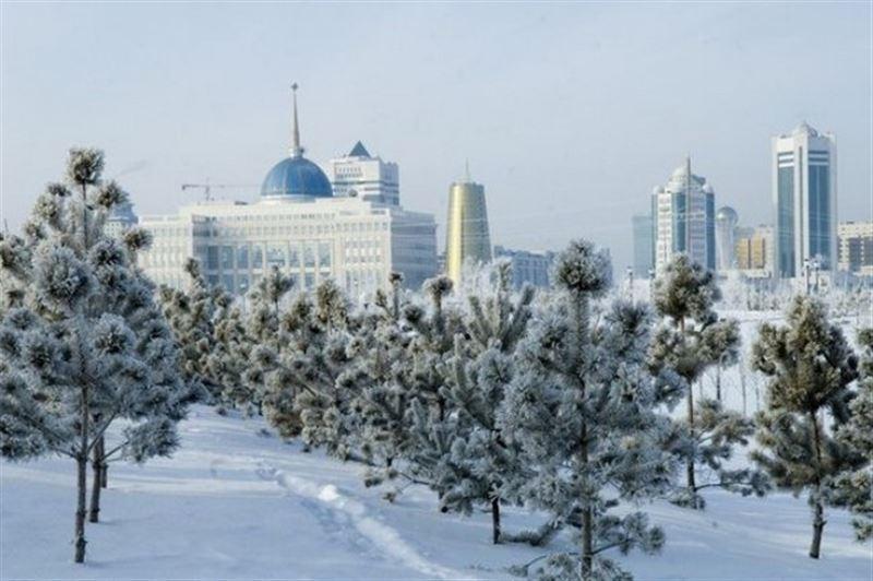 Прогноз погоды по Казахстану на четверг, 15 ноября
