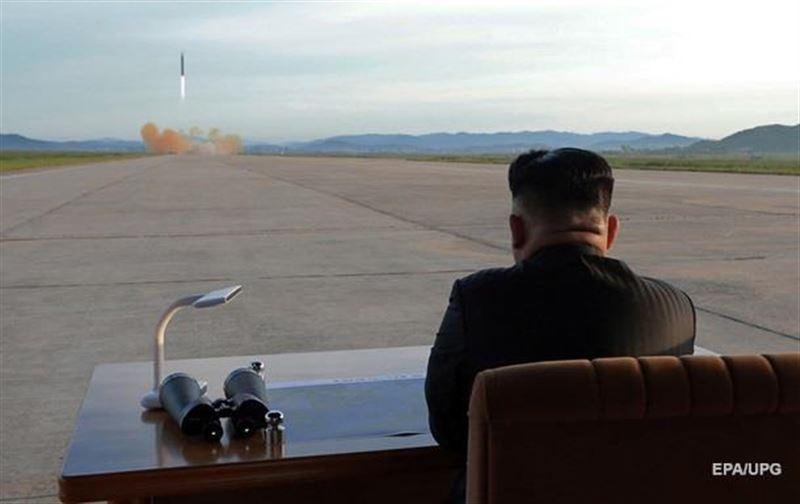 Северная Корея испытала новейшее оружие − СМИ