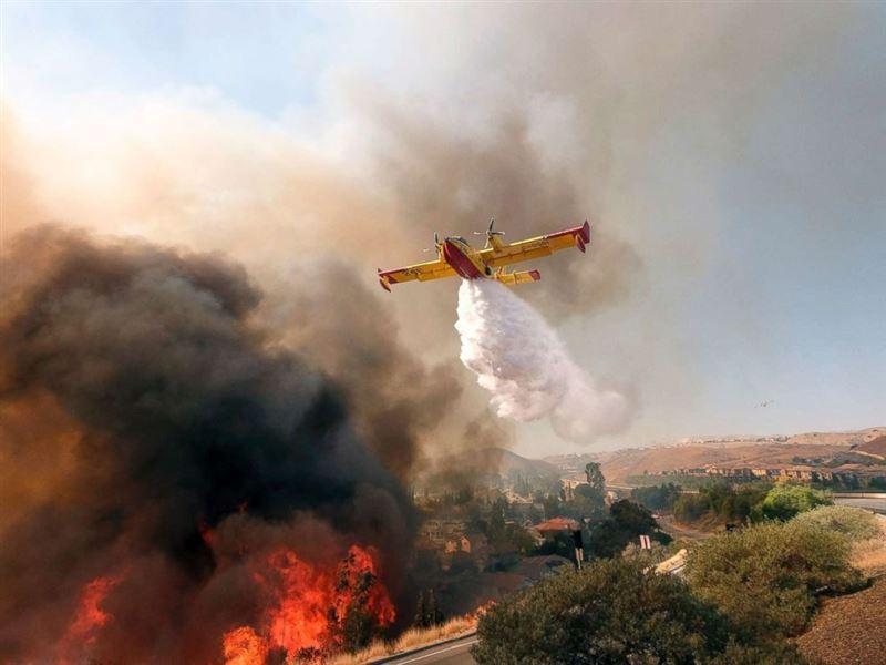 Число жертв пожаров в Калифорнии превысило 60