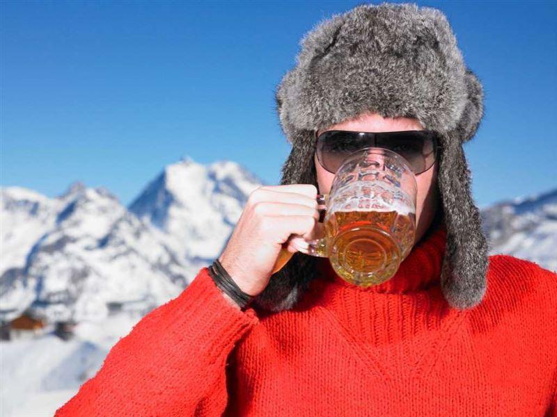 Ученые: Холодный климат способствует развитию алкоголизма