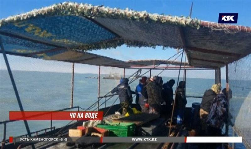 На Балхаше ищут пропавших рыбаков
