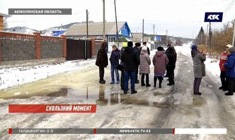 Щучинск в морозы топит природа, считают чиновники; у жителей другое мнение