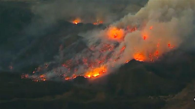Жертвами пожаров в Калифорнии стали более 70 человек