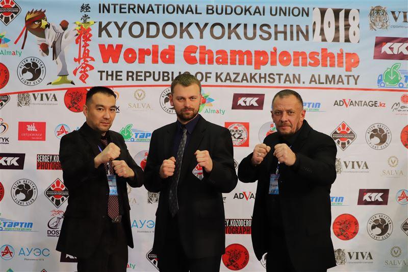 Сильнейшие команды борются за титул Чемпиона KyodoKyokushin Каrate 2018 в Алматы