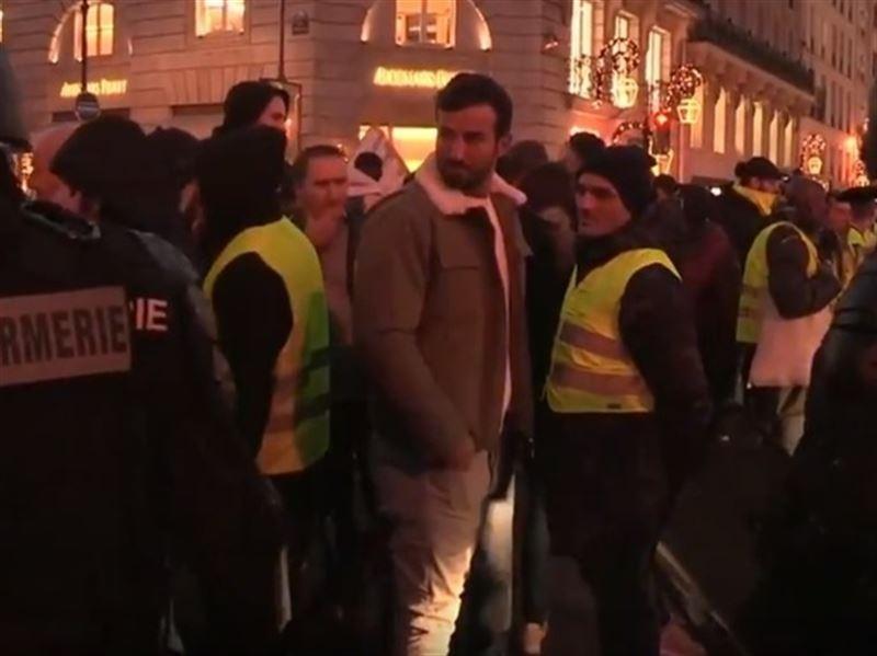Во Франции пострадали свыше 200 протестующих