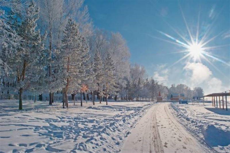 Какой будет погода в Казахстане 19 ноября