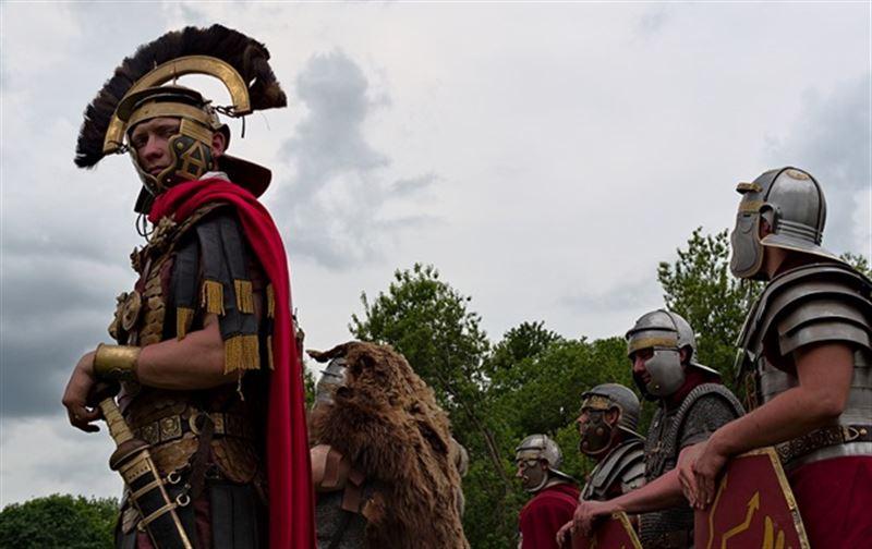 В Риме будут штрафовать за переодевание в центуриона