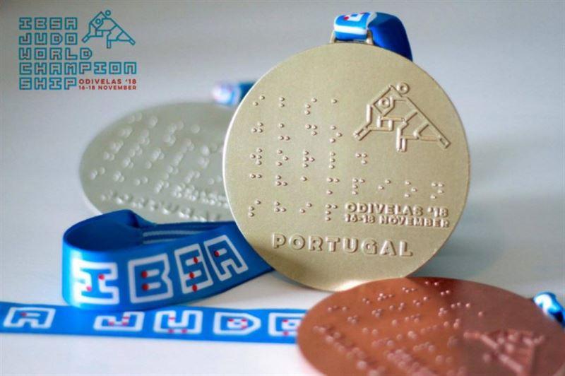 Казахстан впервые стал обладателем золотой медали на чемпионате мира по парадзюдо